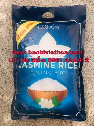 Túi đựng gạo đẹp giá rẻ in theo yêu cầu1