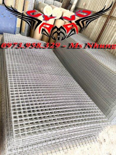 Sản xuất lưới thép hàn mạ Phi 2 ( 25*25),(50*50), Phi 2.5 ( 35*35), (50*50), Phi 3 (35*35),(50*50), Phi 4( 50*50)24
