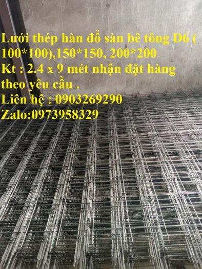 Sản xuất lưới thép hàn mạ Phi 2 ( 25*25),(50*50), Phi 2.5 ( 35*35), (50*50), Phi 3 (35*35),(50*50), Phi 4( 50*50)22