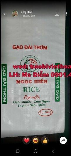Bán bao đựng gạo, sản xuất theo yêu cầu khách hàng3