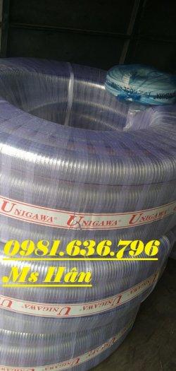 Ống nhựa mềm lõi thép PVC phi 60mm giá rẻ nhất.10