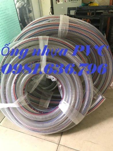 Ống nhựa mềm lõi thép PVC phi 60mm giá rẻ nhất.7