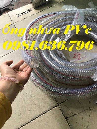 Ống nhựa mềm lõi thép PVC phi 60mm giá rẻ nhất.6