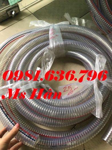 Ống nhựa mềm lõi thép PVC phi 60mm giá rẻ nhất.5