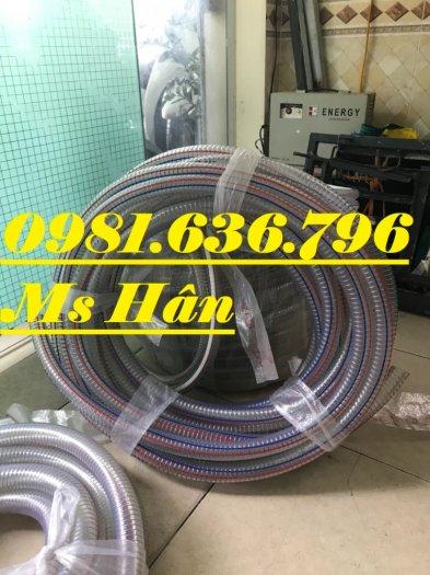 Ống nhựa mềm lõi thép PVC phi 60mm giá rẻ nhất.3