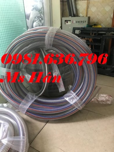Ống nhựa mềm lõi thép PVC phi 60mm giá rẻ nhất.2