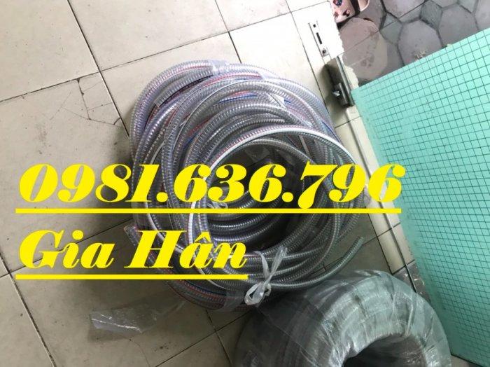 Ống nhựa mềm lõi thép PVC phi 60mm giá rẻ nhất.1