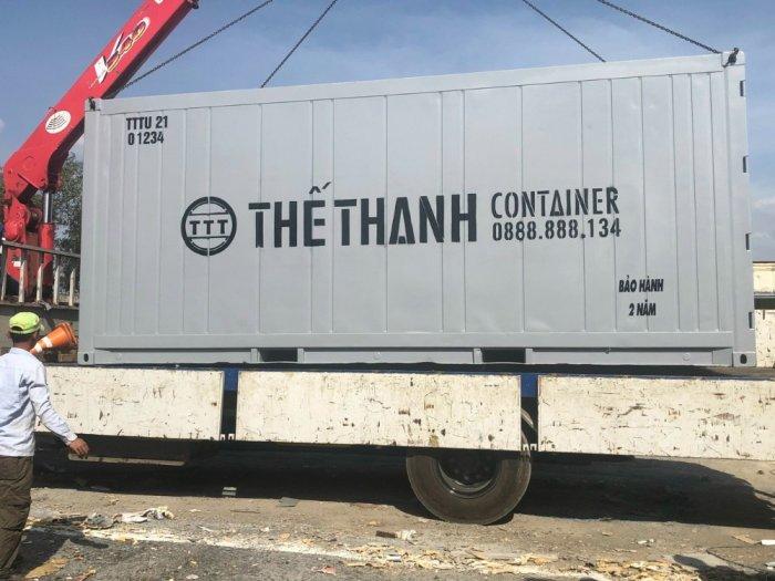 Container lạnh 20feet âm 35 độ0