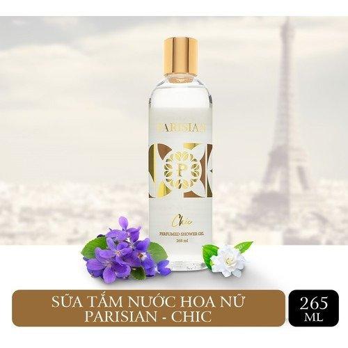 Sữa Tắm Nước Hoa Parisian Chic for Her 265ml2