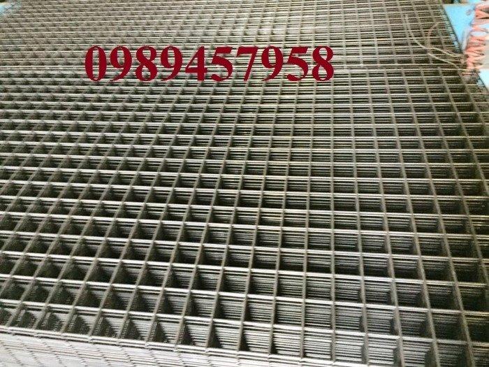 Báo giá Lưới thép hàn sàn bê tông phi 6 200x200 và phi 10 200x200 có sẵn13