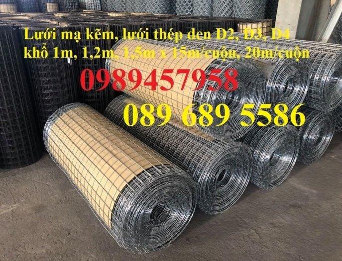 Báo giá Lưới thép hàn sàn bê tông phi 6 200x200 và phi 10 200x200 có sẵn10