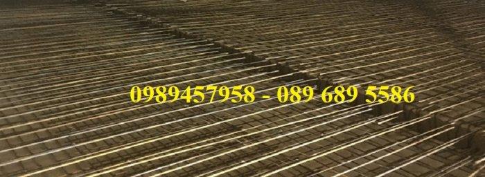 Báo giá Lưới thép hàn sàn bê tông phi 6 200x200 và phi 10 200x200 có sẵn8
