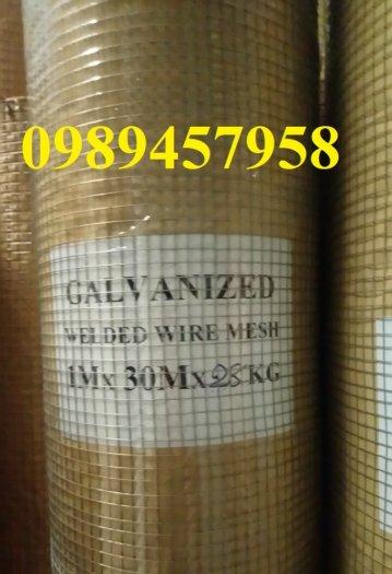 Lưới thép chống nứt sàn, Lưới thép chống thấm phi 4, phi 6 a 200x2003