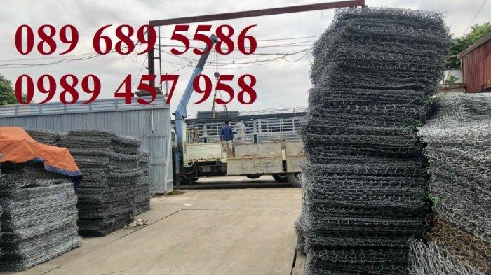 Sản xuất rọ đá mạ kẽm, rọ đá bọc nhựa pvc tại Hà Nội3
