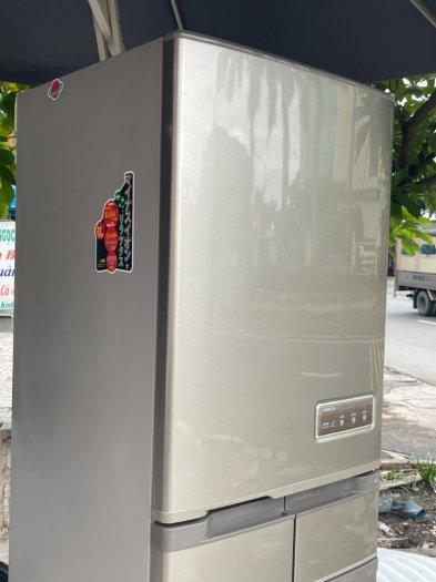 Tủ lạnh Hitachi R-S42XM - 415Lít - 5 cánh8