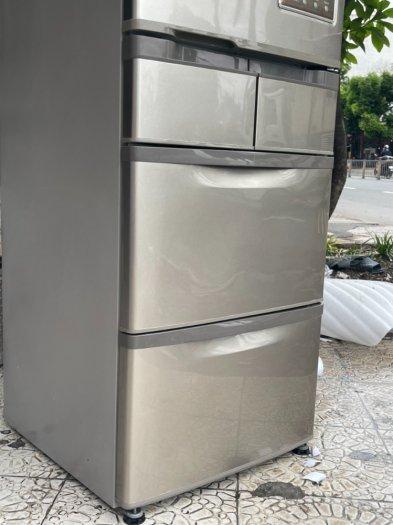 Tủ lạnh Hitachi R-S42XM - 415Lít - 5 cánh7