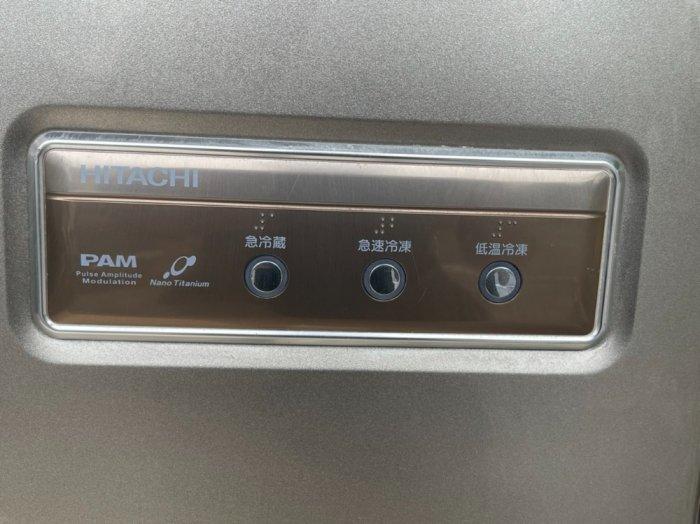Tủ lạnh Hitachi R-S42XM - 415Lít - 5 cánh4