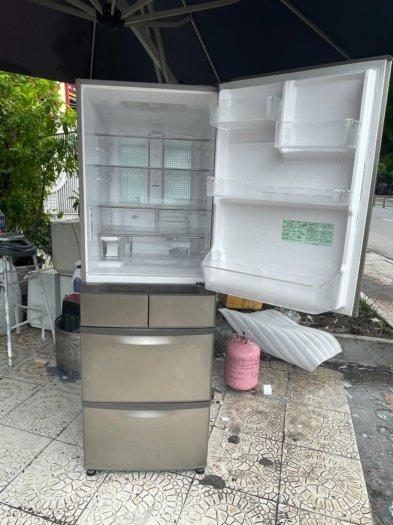 Tủ lạnh Hitachi R-S42XM - 415Lít - 5 cánh3