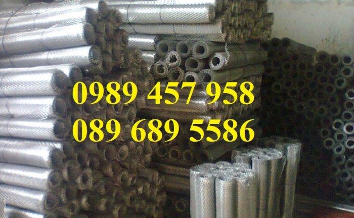 Lưới trát tường, Lưới mạ kẽm trát tường 5x5, 10x10, 15x15, 25x25, Lưới chống nứt tường6