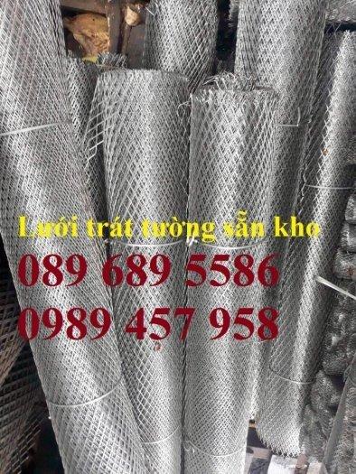 Lưới trát tường, Lưới mạ kẽm trát tường 5x5, 10x10, 15x15, 25x25, Lưới chống nứt tường5