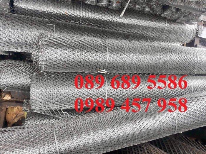 Lưới trát tường, Lưới mạ kẽm trát tường 5x5, 10x10, 15x15, 25x25, Lưới chống nứt tường4