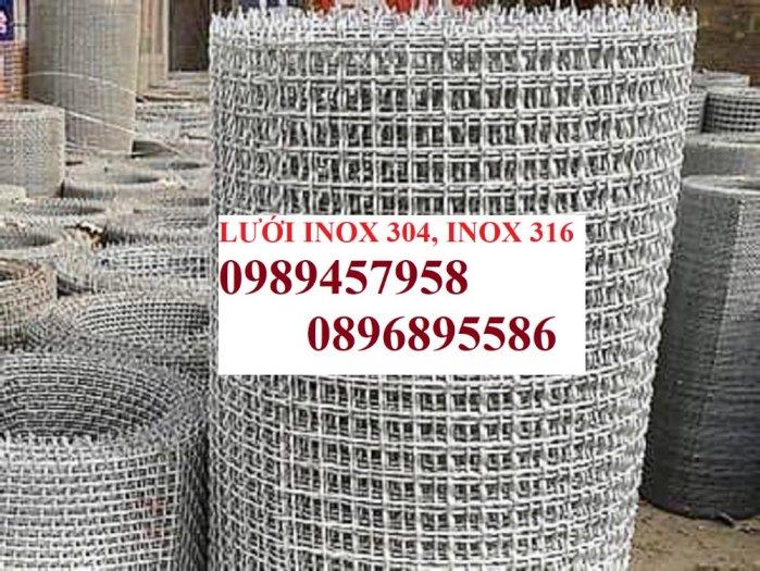 Lưới chống muỗi 20 ô/ink, 30 mesh, 40 ô/ink, Lưới chắn ruồi, Lưới chống côn trùng inox3161