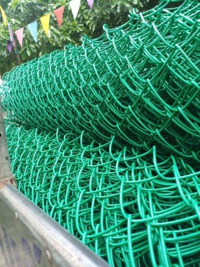 Lưới B40 bọc nhựa. Khổ 2.4mx10m/cuộn- NMH054