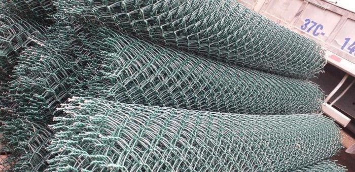 Lưới B40 bọc nhựa. Khổ 1.8mx15m/cuộn- NMH041