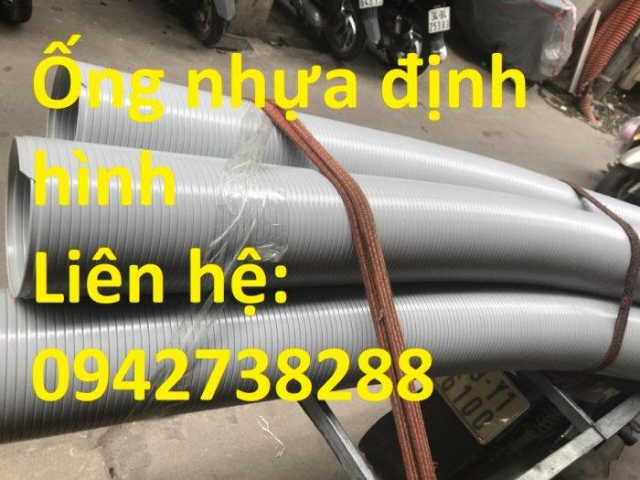 Báo giá ống nhựa định hình phi 75,phi 100,phi 125, phi 150, phi 2002