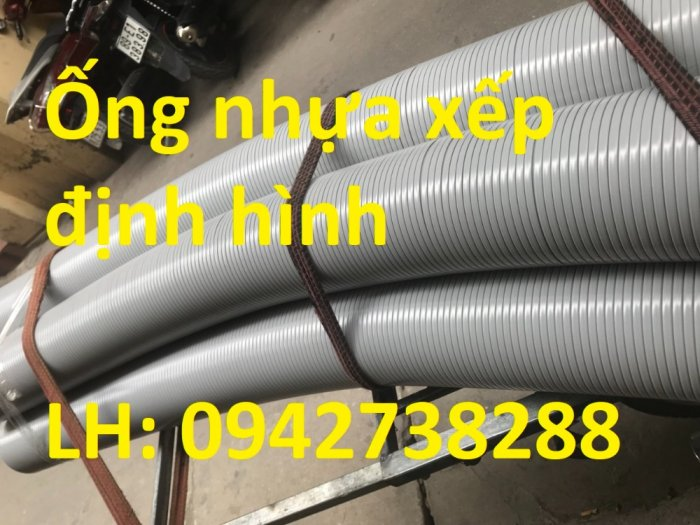Báo giá ống nhựa định hình phi 75,phi 100,phi 125, phi 150, phi 2001
