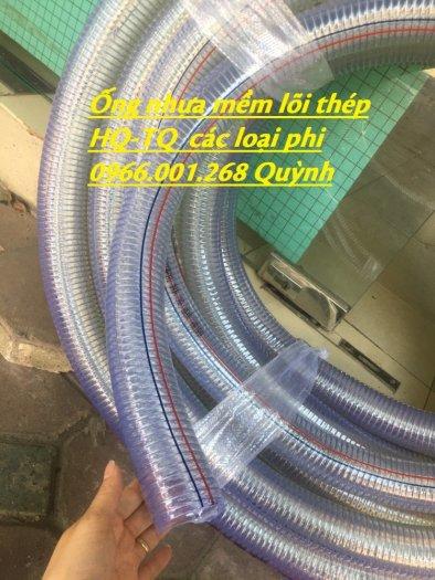 Ống nhựa lõi thép , ống nhựa xoắn kẽm phi 110 mm x 120mm ,cuộn dài 30m giá rẻ3