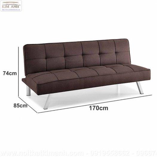 Sofa bed giá rẻ, mẫu ghế sofa giường đa năng đẹp tại dĩ an bình dương2