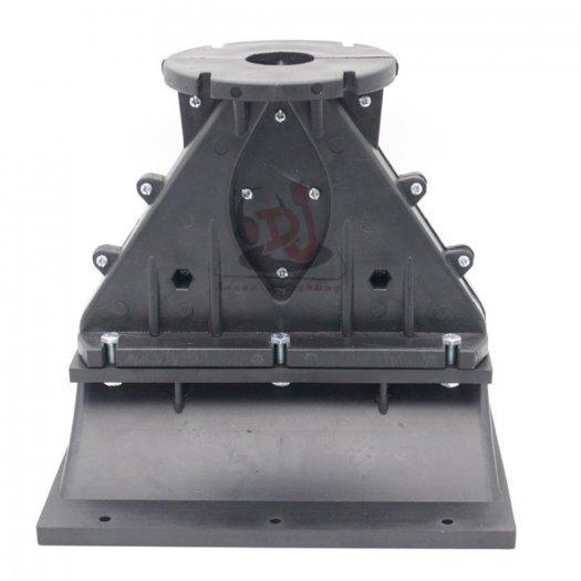 Họng loa array, phểu loa 01 cái họng loa nhựa 23X23, phểu loa trep6
