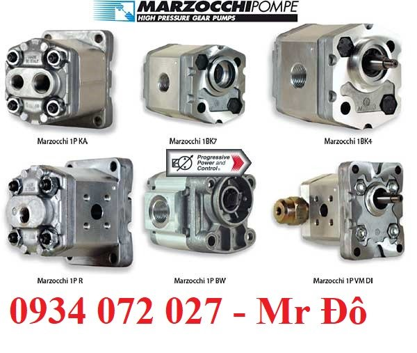 Nhà phân phối bơm thủy lực Marzocchi7