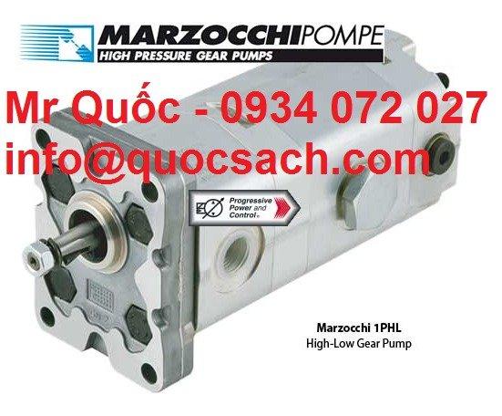 Nhà phân phối bơm thủy lực Marzocchi5