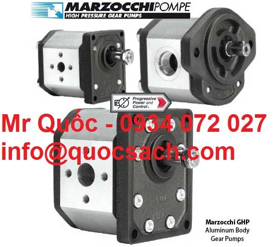 Nhà phân phối bơm thủy lực Marzocchi4