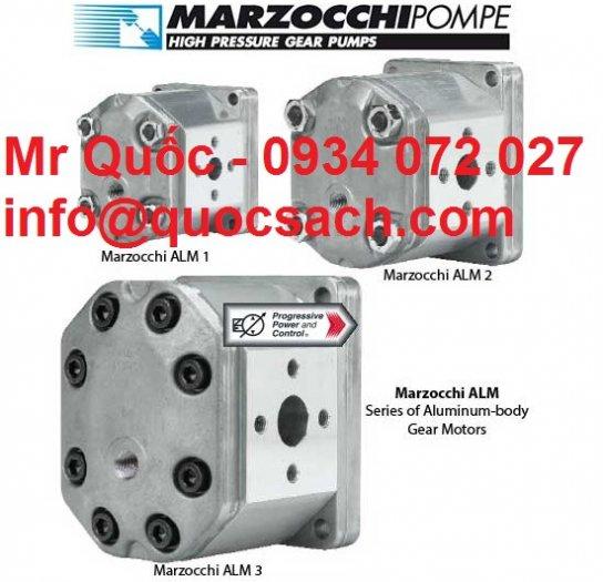 Nhà phân phối bơm thủy lực Marzocchi2