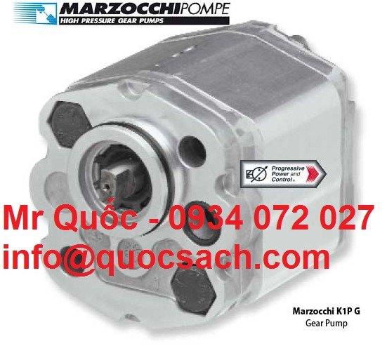 Nhà phân phối bơm thủy lực Marzocchi1