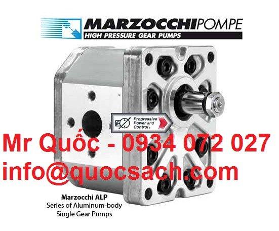 Nhà phân phối bơm thủy lực Marzocchi0