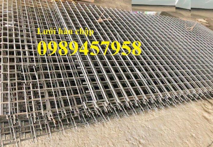 Báo giá Lưới thép hàn sàn bê tông phi 6 200x200 và phi 10 200x200 có sẵn5