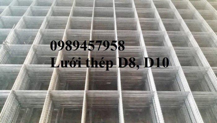 Báo giá Lưới thép hàn sàn bê tông phi 6 200x200 và phi 10 200x200 có sẵn4