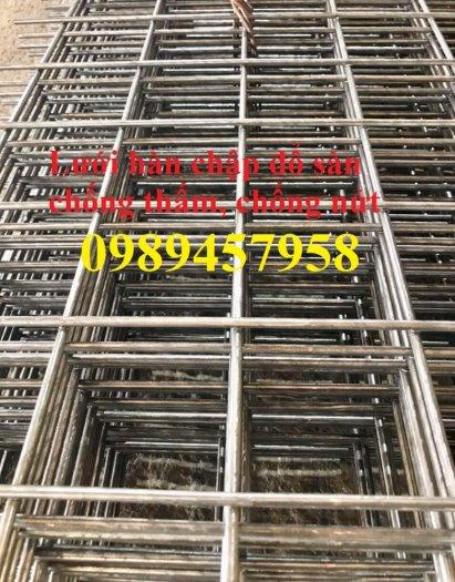 Báo giá Lưới thép hàn sàn bê tông phi 6 200x200 và phi 10 200x200 có sẵn1