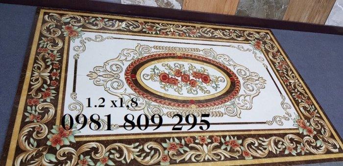 Mẫu thảm gạch cao cấp - gạch thảm phòng khách0