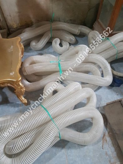 Máy hút bụi 2 túi vải công nghiệp 3kw,5,5kw giá rẻ dành cho xưởng gỗ bình dương9