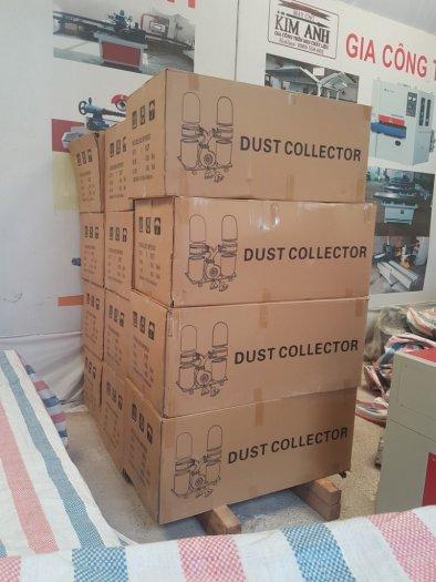 Máy hút bụi 2 túi vải công nghiệp 3kw,5,5kw giá rẻ dành cho xưởng gỗ bình dương6