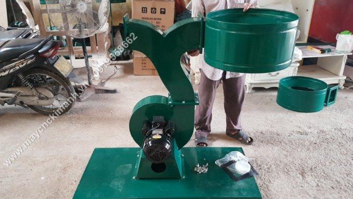 Máy hút bụi 2 túi vải công nghiệp 3kw,5,5kw giá rẻ dành cho xưởng gỗ bình dương1