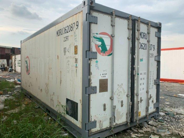 Container lạnh 20feet bảo quản thịt đông lạnh2