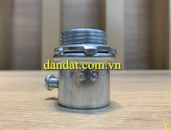 Đầu nối ống mềm kín nước, Phụ kiện cho ống luồn dây điện PVC6