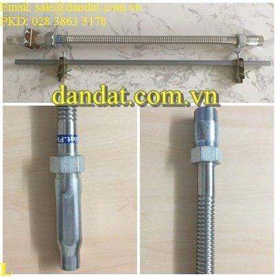 Báo giá ống mềm inox nối đầu phun sprinkler - Dandat.Flex Việt Nam14