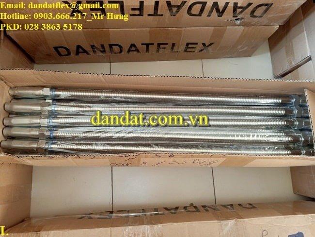 Báo giá ống mềm inox nối đầu phun sprinkler - Dandat.Flex Việt Nam7